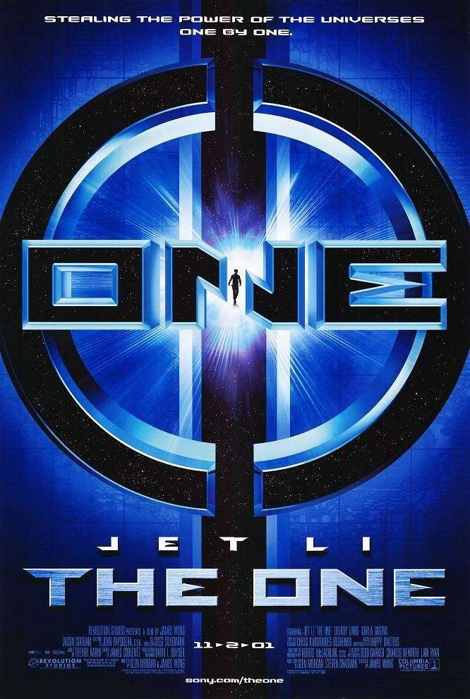 The One 2001 HDRIP H264 AC3-5 1-RypS