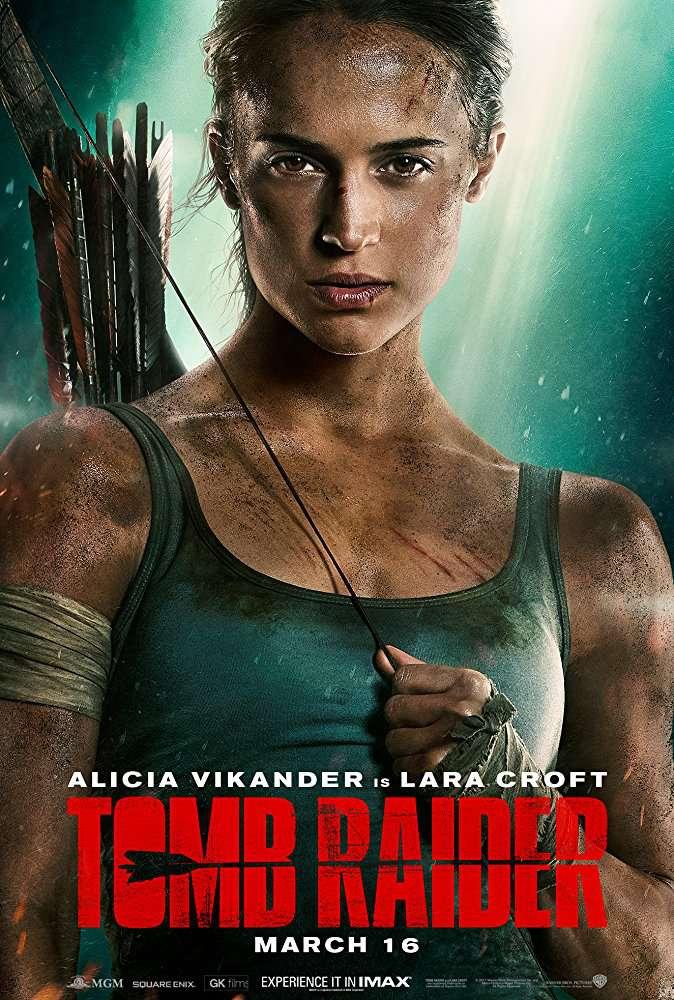 Tomb Raider 2018 WEB-DL XviD AC3-FGT