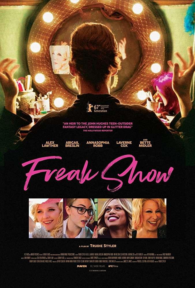 Freak Show 2017 720p BRRip 650 MB - iExTV