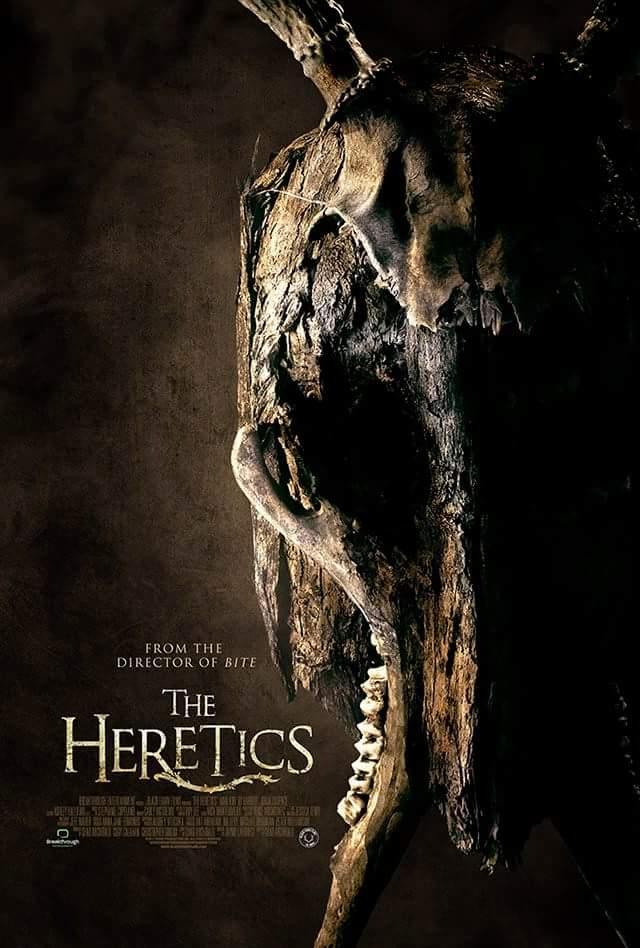 The Heretics 2017 BDRip AC3 X264-CMRG