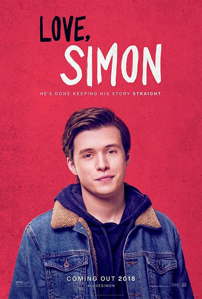 Love Simon 2018 720p BluRay H264 AAC-RARBG