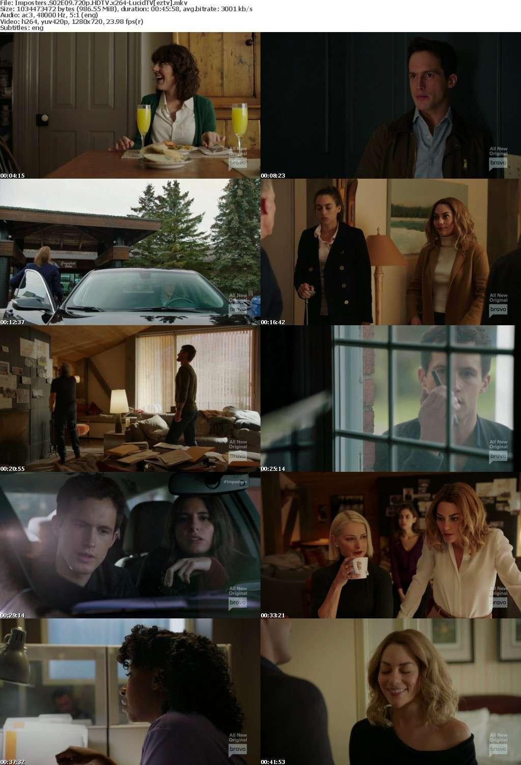 Imposters S02E09 720p HDTV x264-LucidTV