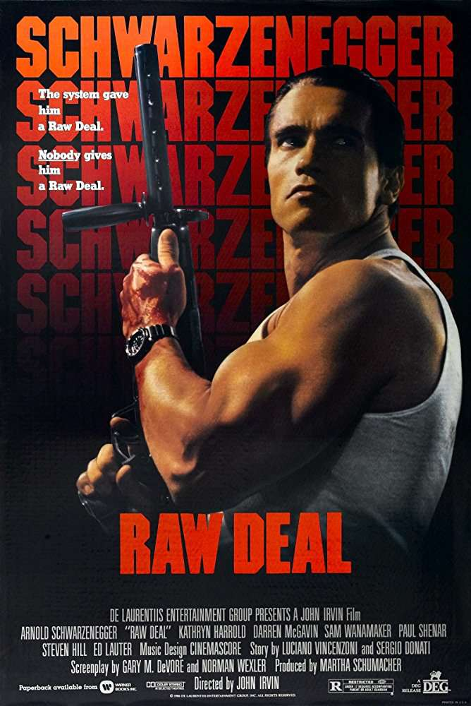 Raw Deal 1986 HDRIP H264 AC3-5 1-RypS
