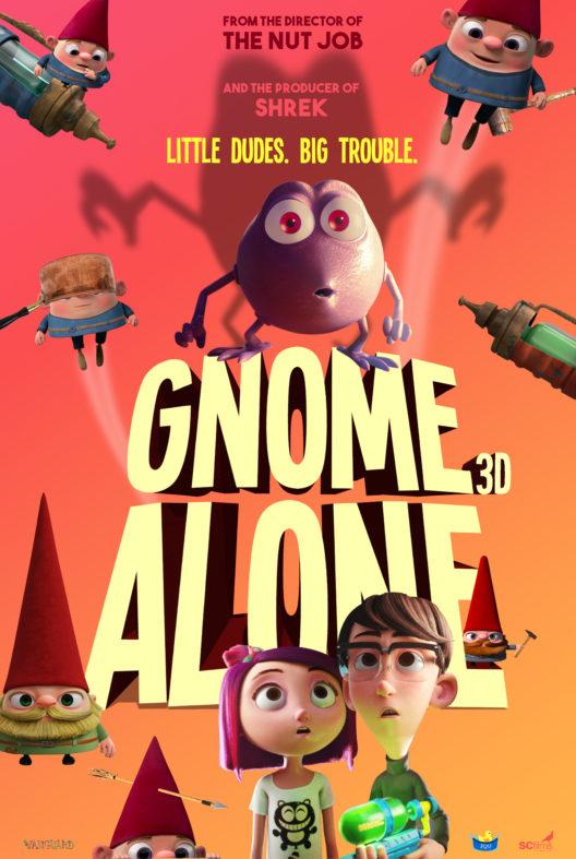 Gnome Alone 2017 HDRip AC3 X264-CMRG[EtMovies]