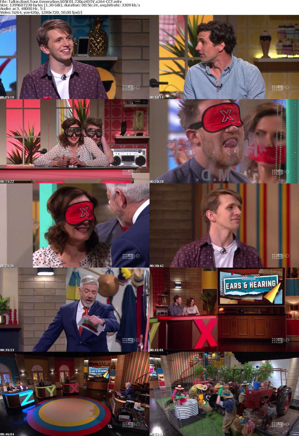Talkin Bout Your Generation S05E01 720p HDTV x264-CCT
