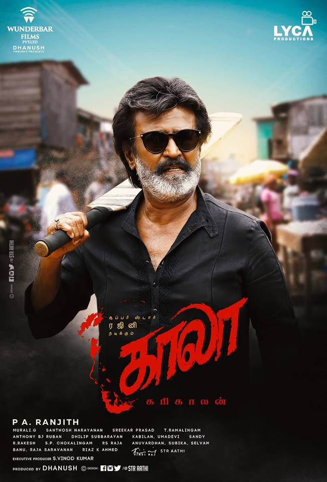 Kaala (2018) Hindi 1CD Desi CAM Rip x264-DTOne