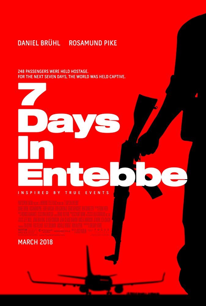 7 Days in Entebbe 2018 1080p WEB-DL H264 AC3-EVO