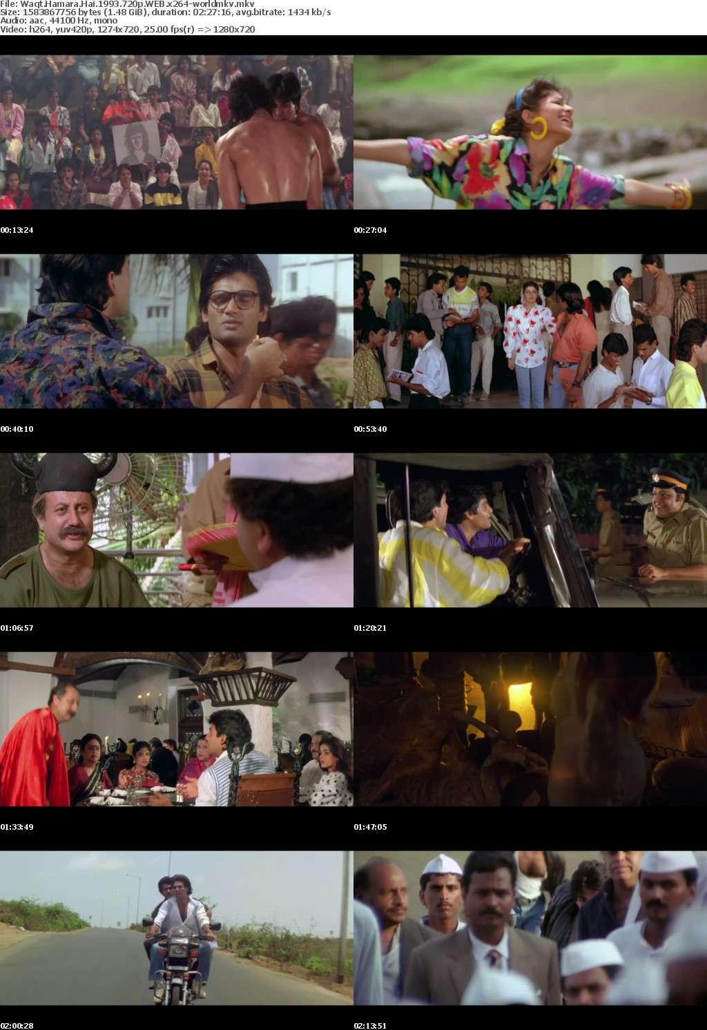 Waqt Hamara Hai (1993) Hindi 720p WEB x264-worldmkv
