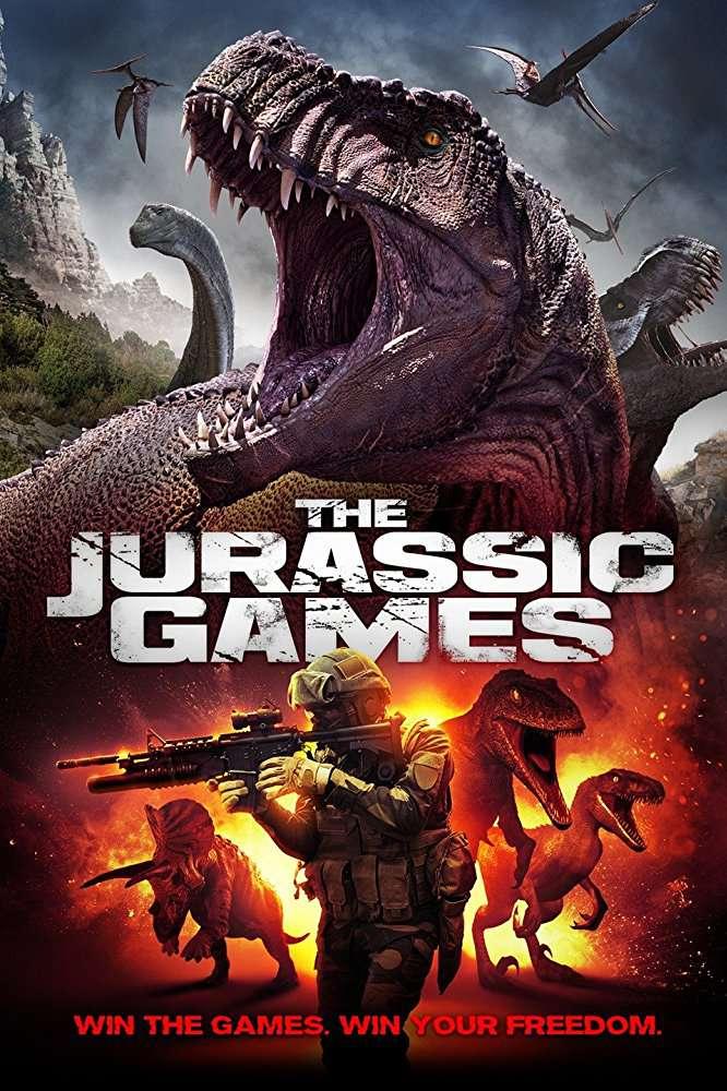 The Jurassic Games 2018 HDRip AC3 X264-CMRG
