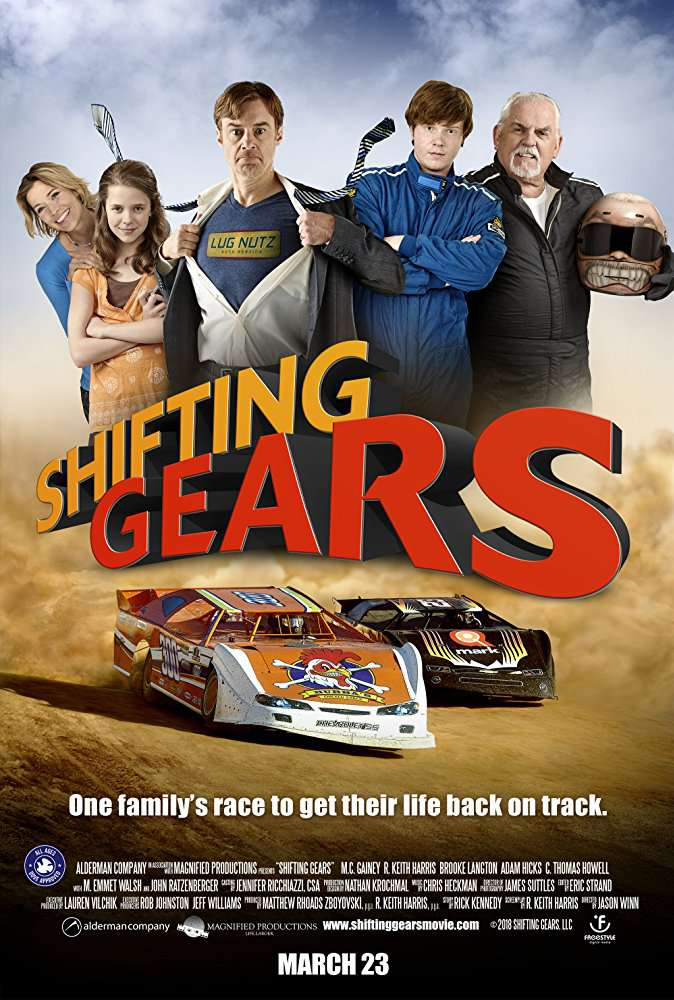 Shifting Gears (2018) HDRip XviD AC3 EVO