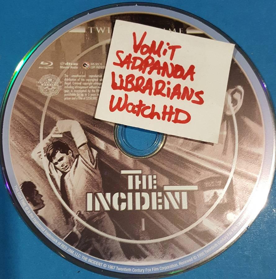 The Incident 1967 1080p BluRay x264-SADPANDA