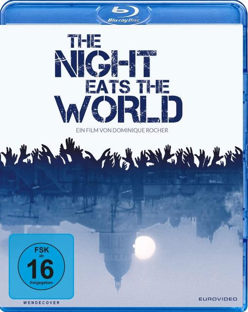 The Night Eats the World (2018) BDRip AC3 X264-CMRG