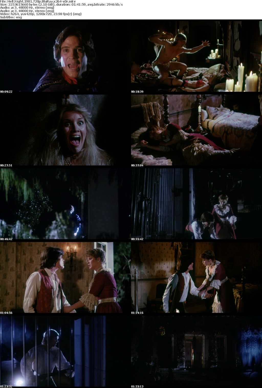 Hell Night 1981 720p BluRay x264-x0r
