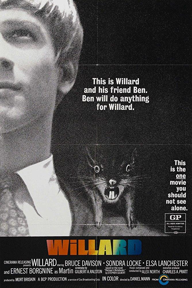 Willard 1971 BDRip 10Bit 1080p DD2 0 H265-d3g