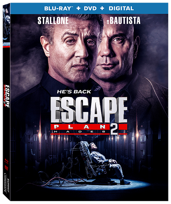 Escape Plan 2 Hades (2018) 720p BRRip x264 700MB ESubs-DLW