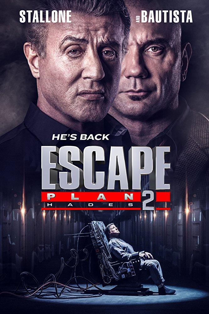 Escape Plan 2 Hades 2018 720p BRRip X264 AC3-EVO