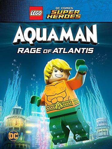 LEGO DC Comics Super Heroes Aquaman Rage of Atlantis 2018 HDRip XviD AC3-EVO