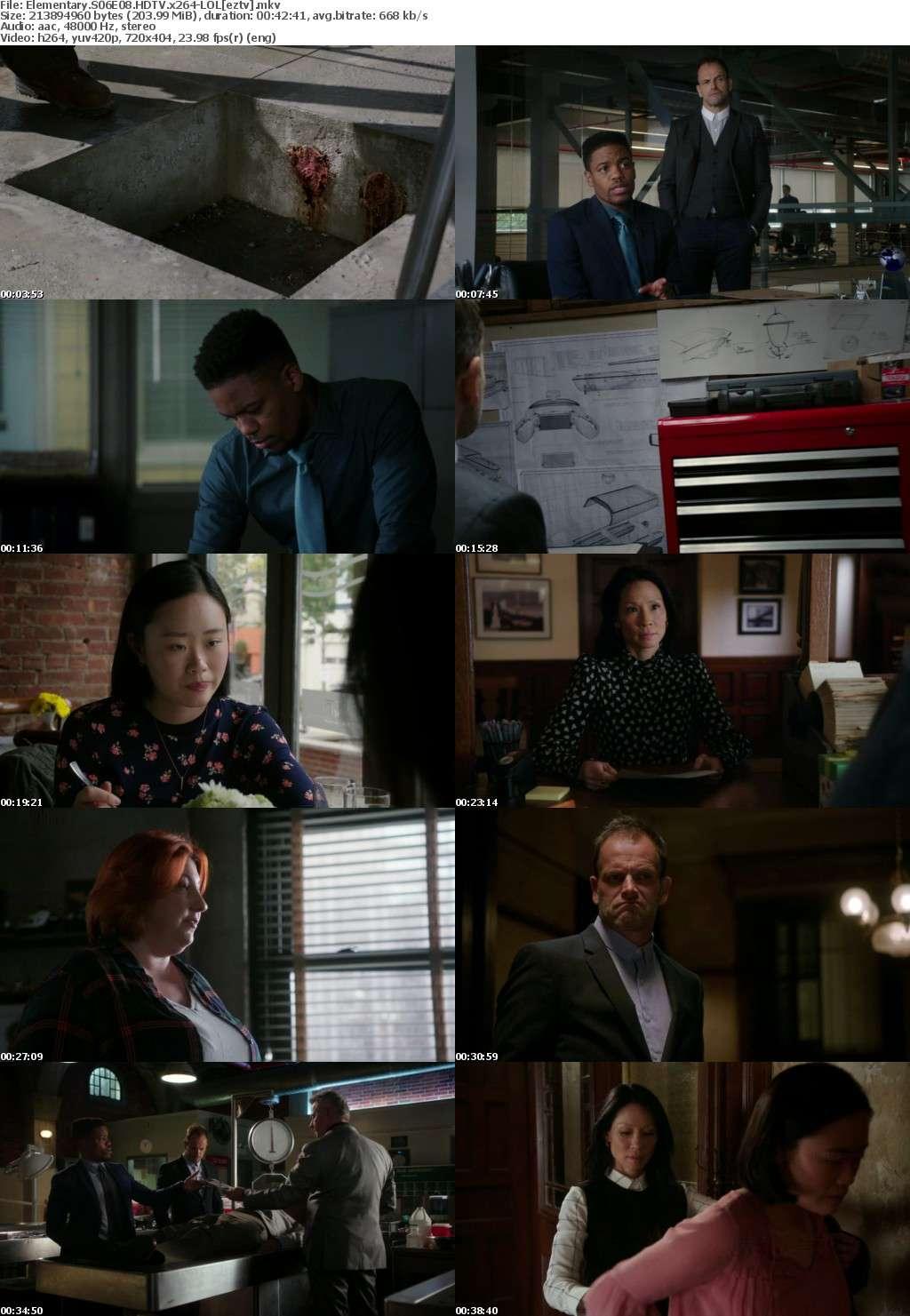 Elementary S06E08 HDTV x264-LOL