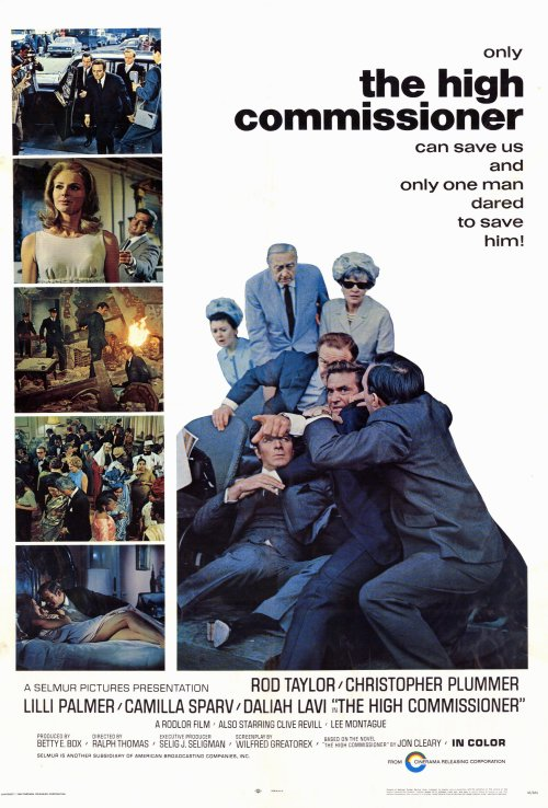 The High Commissioner 1968 720p BluRay x264-SADPANDA