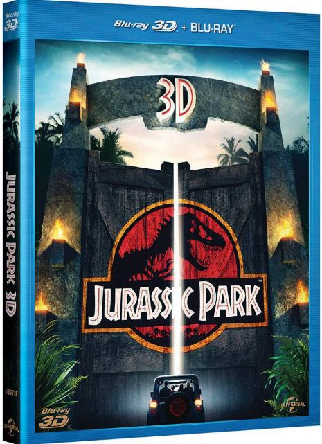 Jurassic Park (1993) 3D HSBS 1080p BluRay AC3 (DTS 5.1) Remastered-nickarad