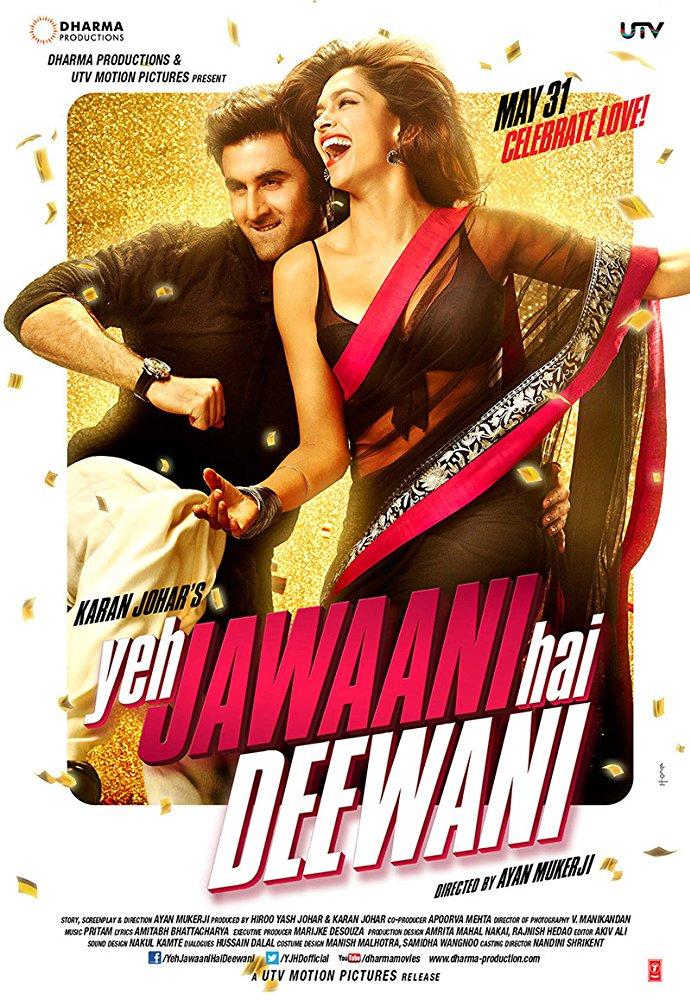 Yeh Jawaani Hai Deewani 2013 1080p BluRay DD 5 1 x264 ESub MW