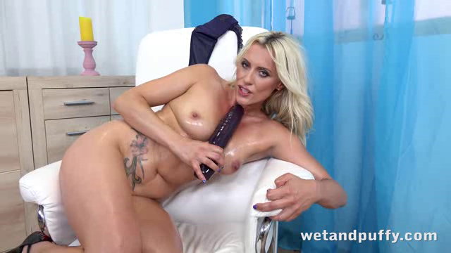 WetAndPuffy 18 06 20 Brittany Bardot Oiled Up To Play XXX