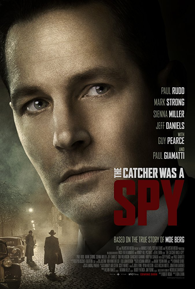 The Catcher Was a Spy 2018 HDRip XviD AC3-EVO