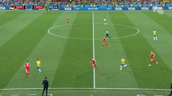 FIFA World Cup 2018 Group E Serbia vs Brazil HDTV x264-WiNNiNG