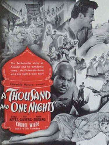 A Thousand and One Nights 1969 BDRip x264-GHOULS