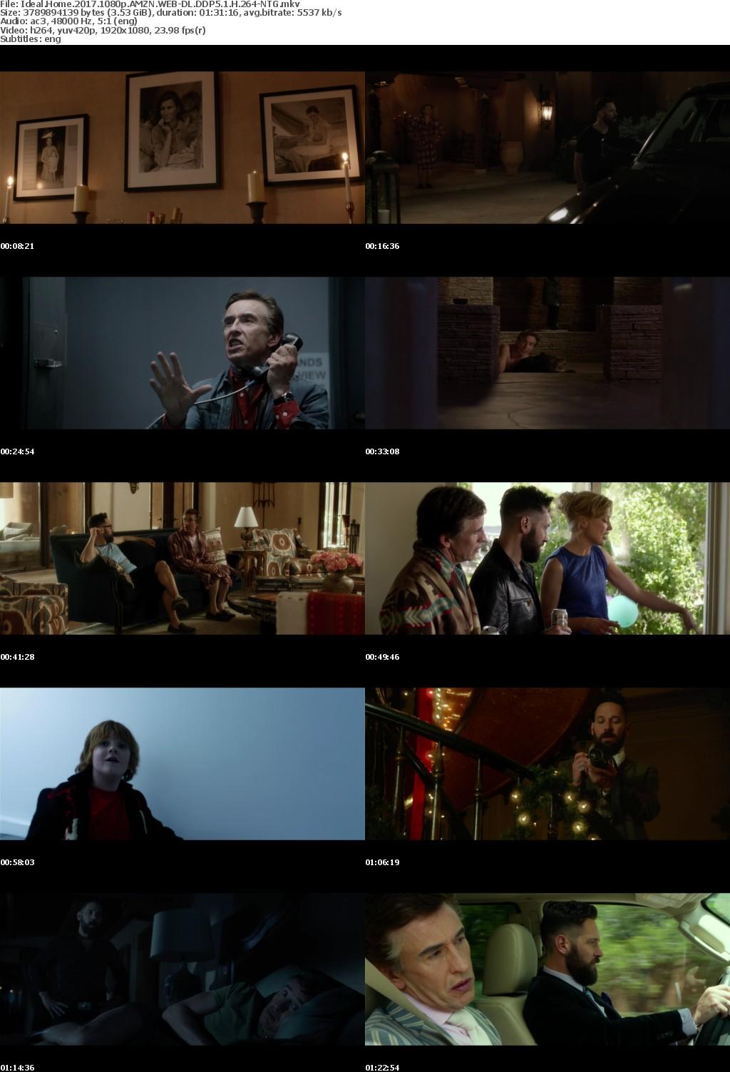 Ideal Home 2017 1080p AMZN WEB-DL DDP5 1 H 264-NTG
