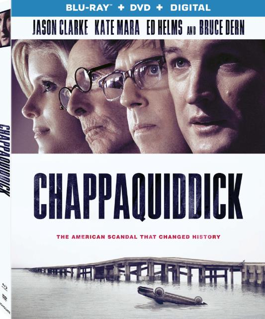 Chappaquiddick (2017) BDRip x264-GECKOS
