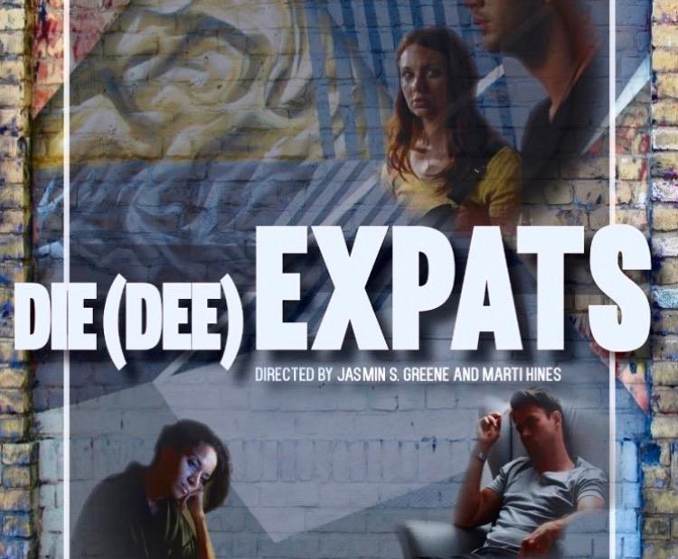 Die Expats (2018) HDRip XviD AC3-EVO