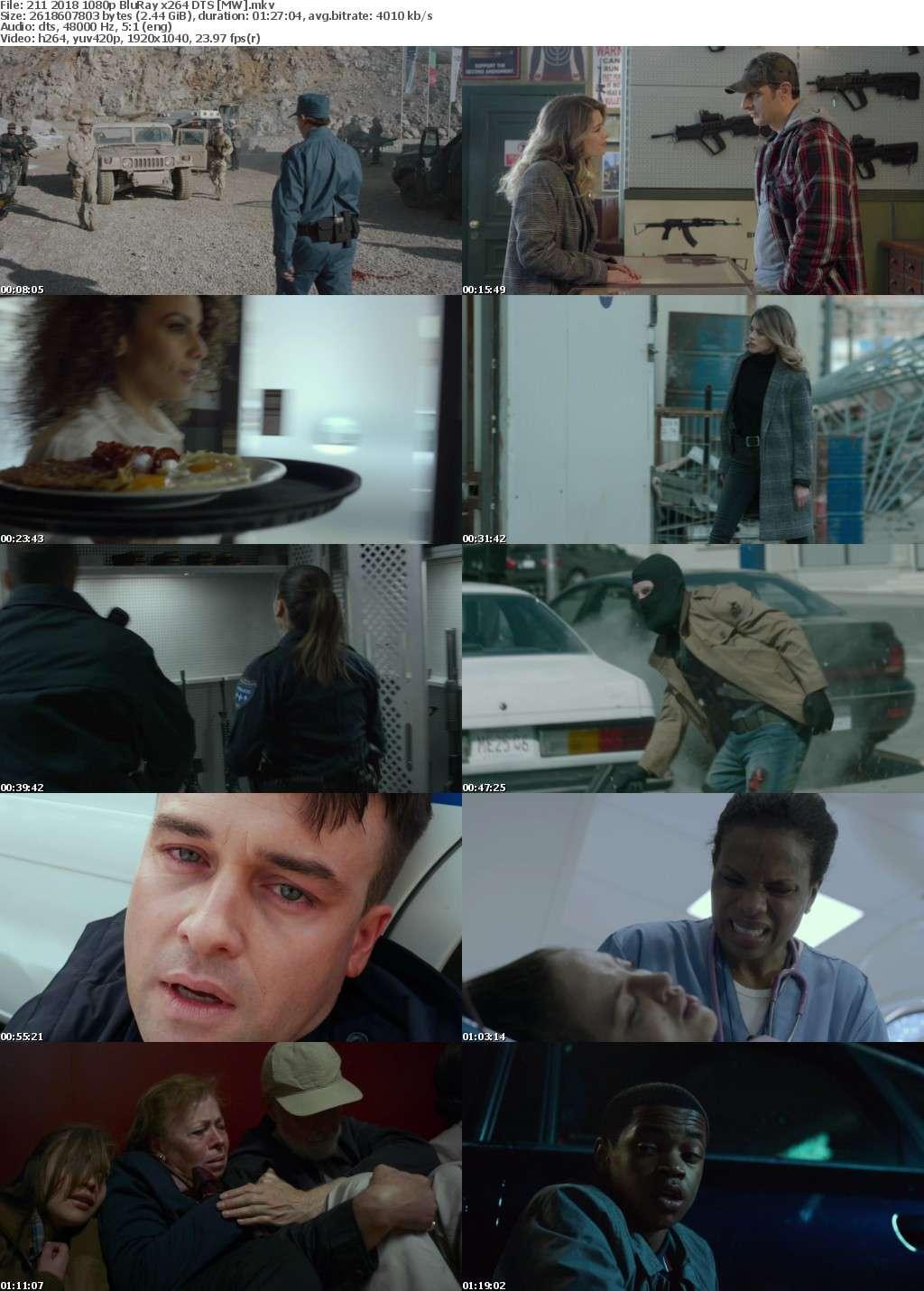 211 2018 1080p BluRay x264 DTS MW