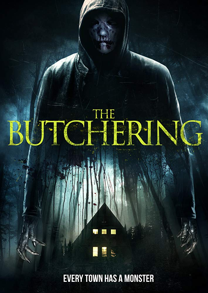 The Butchering 2018 HDRip XviD AC3-EVO