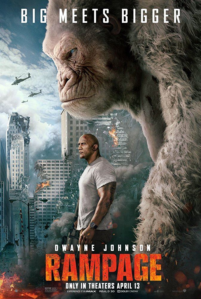 Rampage 2018 1080p BluRay x264-SPARKS