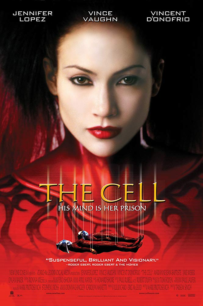 The Cell 2000 BRRip XviD MP3-XVID