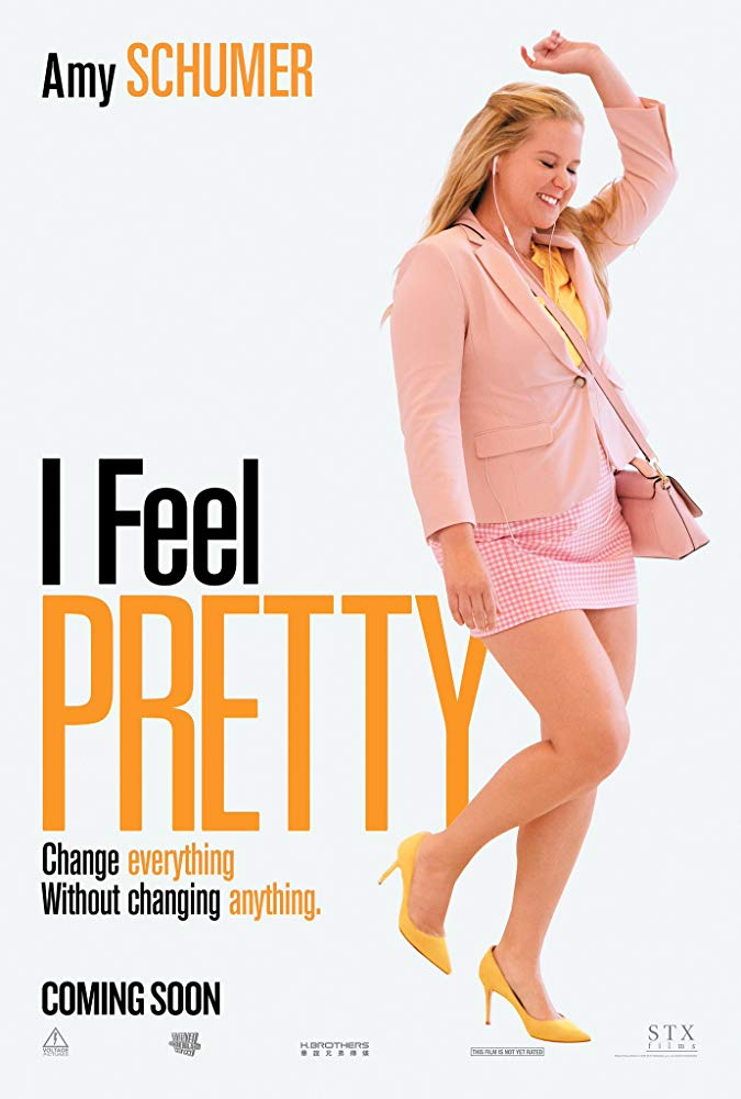 I Feel Pretty 2018 BRRip XviD AC3-EVO