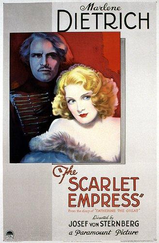 The Scarlet Empress 1934 1080p BluRay x264-DEPTH