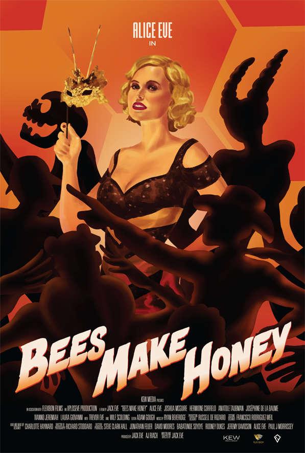 Bees Make Honey (2018) 1080p WEB-DL DD 5 1 x264 MW