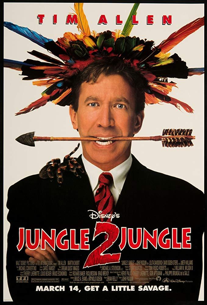 Jungle 2 Jungle (1997) [BluRay] [1080p] [720p] YIFY
