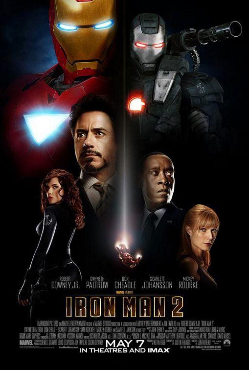 Iron Man 2 2010 PROPER 720p BluRay H264 AAC-RARBG