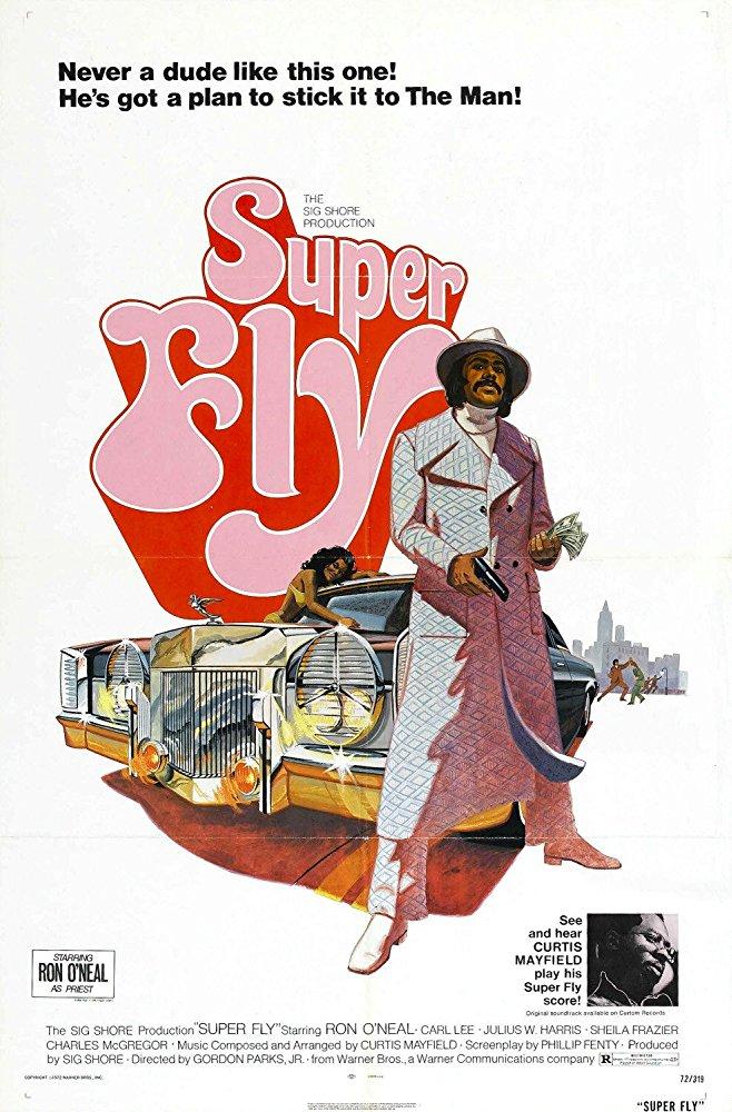 Super Fly 1972 720p BluRay X264-AMIABLE