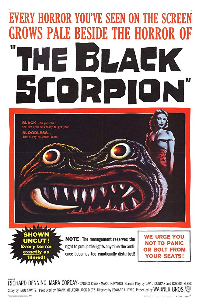 The Black Scorpion 1957 720p BluRay x264-SADPANDA