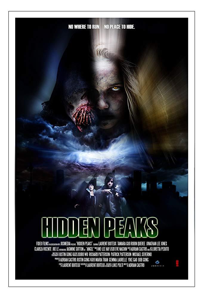 Hidden Peaks (2018) 720p BRRip x264 MW