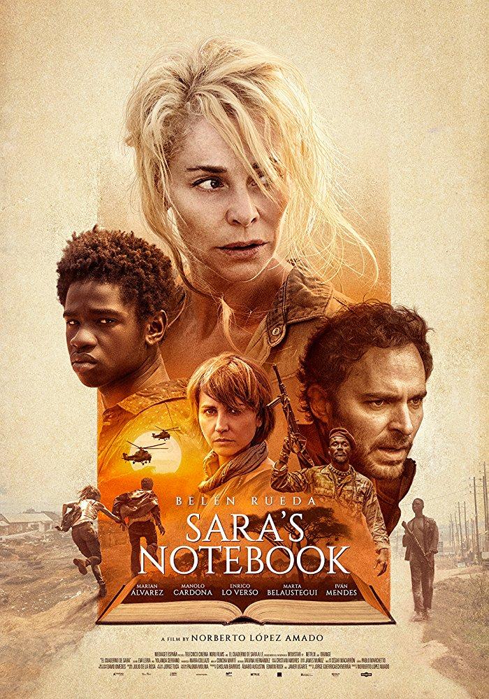 Sara's Notebook (2018) [BluRay] [720p] YIFY