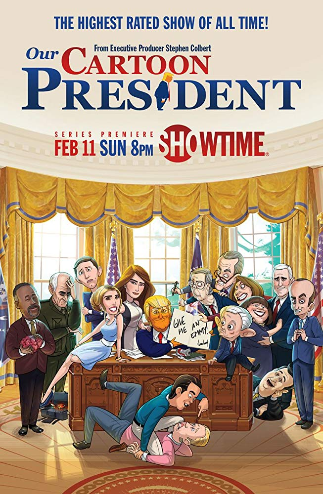 Our Cartoon President S01E11 720p HDTV x264-aAF
