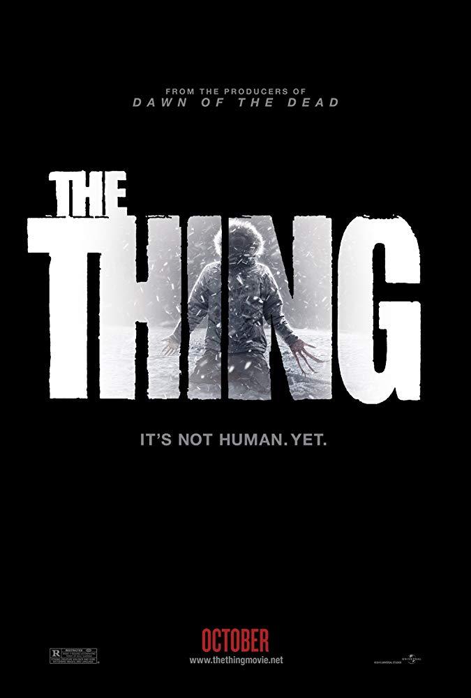 The Thing 2011 720p BluRay x264 Dual Audio Hindi 2 0 - English 2 0 ESub MW