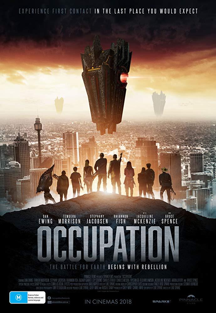 Occupation 2018 1080p WEB-DL H264 AC3-EVO