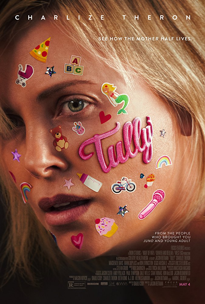 Tully 2018 BRRip XviD AC3-XVID