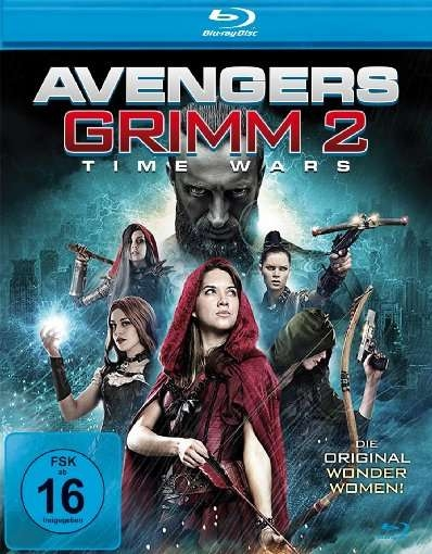 Avengers Grimm 2 Time Wars (2018) BRRip XviD AC3-EVO